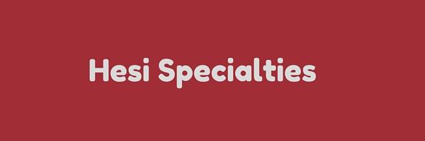 hesi specialties practice questions